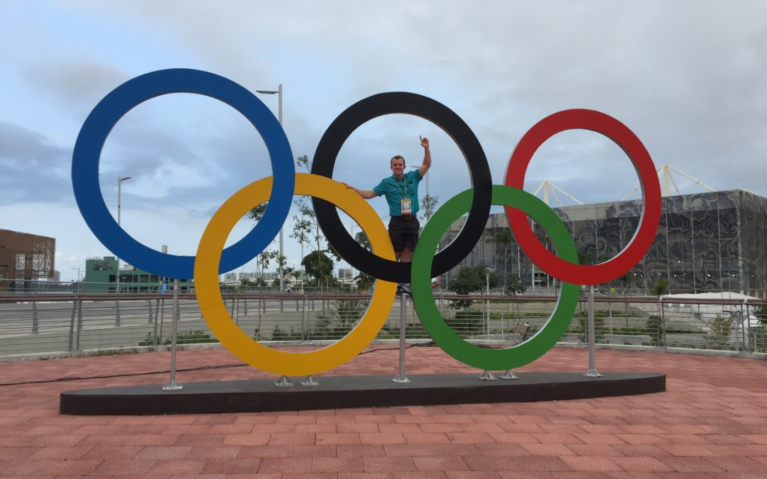 Lead-up to the Games: Rio 2016