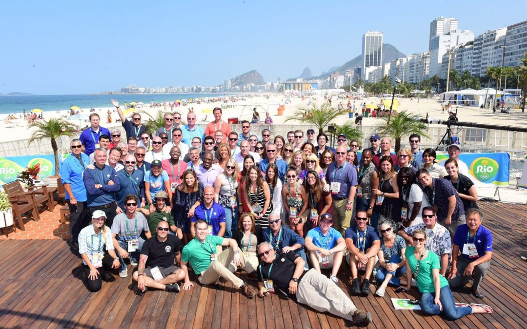 Wrapping up in Rio