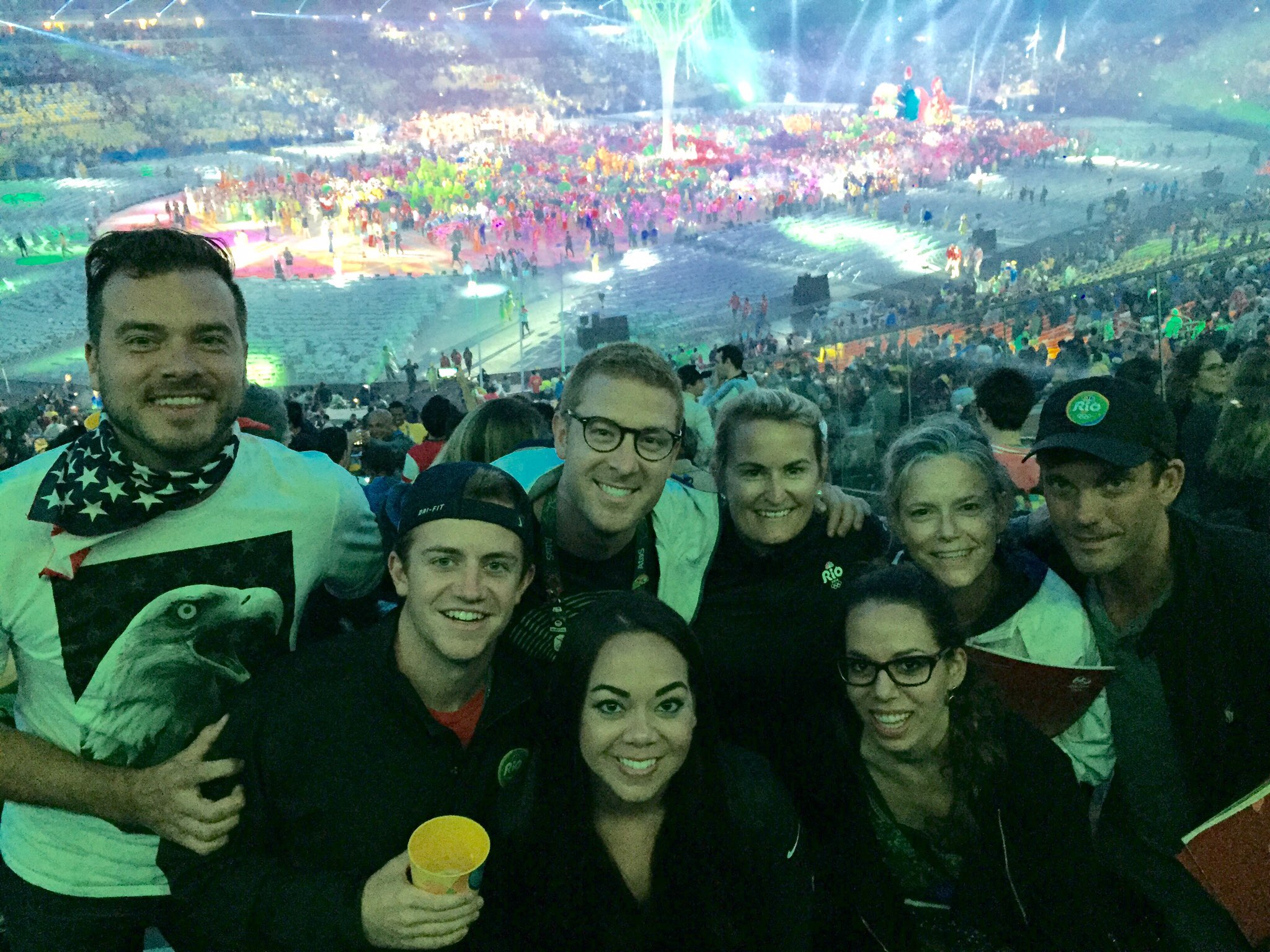 nbc squad at closing