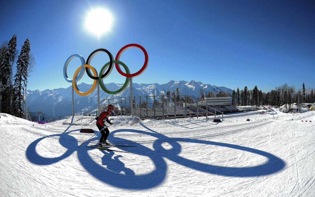 Six Months Out of the Winter Olympics