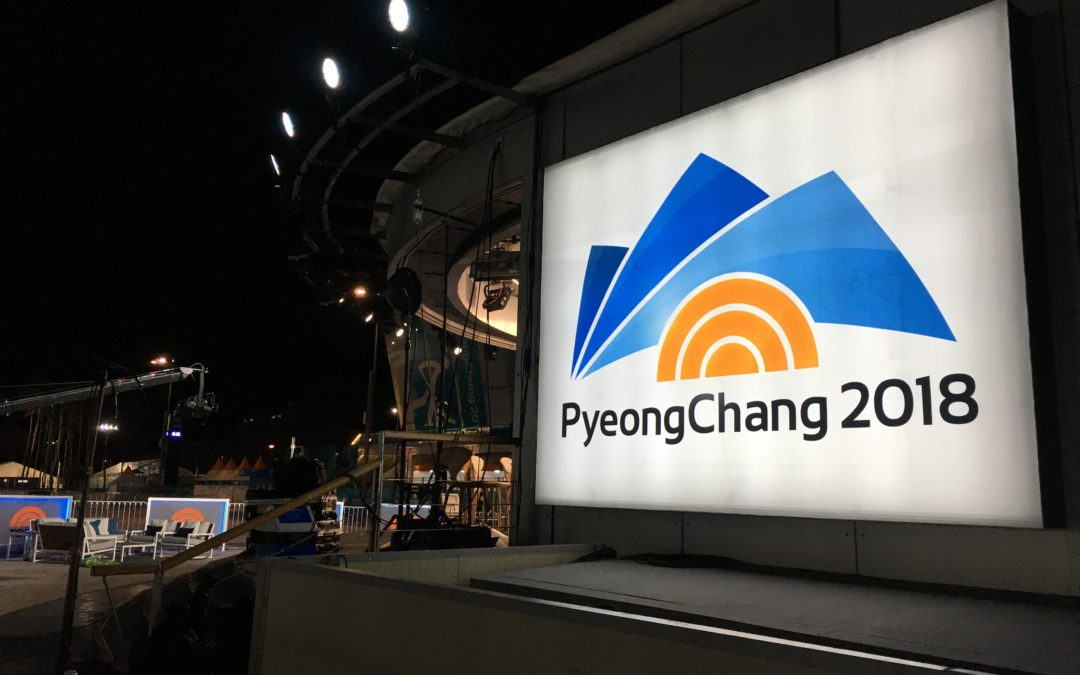 Where DMV Olympians stand one week into PyeongChang